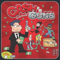 Cash N Guns (Party Game) - Cover