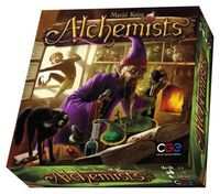 Alchemists (Board Game) - Cover