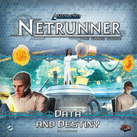 Android Netrunner LCG - Data and Destiny Expansion (Card Game) - Cover
