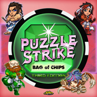 Puzzle Strike [Third Edition] (Card Game) - Cover