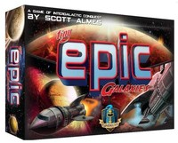 Tiny Epic Galaxies (Card Game) - Cover