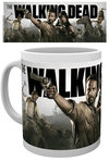 The Walking Dead Banners Mug Cover