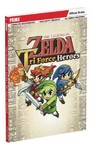 The Legend of Zelda - Tri Force Heroes Guide - Prima Games (Paperback) Cover