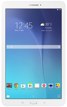 Samsung Galaxy E 9.6 inch Wifi Tablet - White 8GB