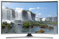Samsung - 48 inch HD Curved Smart TV (Series 6)