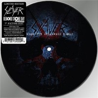 Slayer - When The Stillness Comes (7-Inch Picture Disc) (Vinyl) - Cover