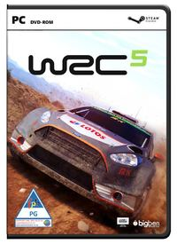 World Rally Championship 5 (PC Download) - Cover