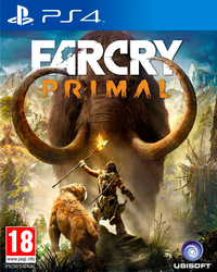 Far Cry Primal (PS4) - Cover