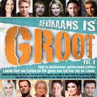 Various Artists - Afrikaans Is Groot Vol 8 (CD) - Cover