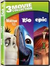 Epic/Rio/Horton hears a Who (DVD)