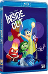 Inside Out (3D Blu-ray)