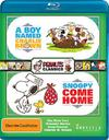Peanuts Classics - A Boy Named Charlie Brown & Snoopy Come Home (Region A Blu-ray)