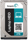 Seagate Laptop Momentus 2TB HDD 2.5 Internal Hard Drive