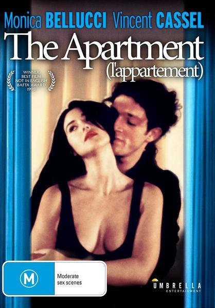 L Artement The Apartment Dvd Cover