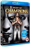 WWE: Night of Champions 2015 (Blu-ray)