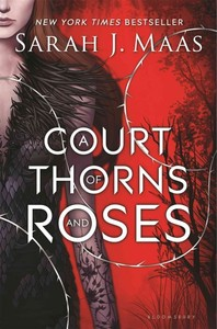 A Court of Thorns and Roses - Sarah J. Maas (Paperback) - Cover