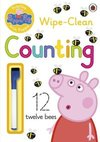 Peppa Pig: Practise With Peppa: Wipe-Clean Counting (Paperback) Cover