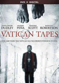 Vatican Tapes (Region 1 DVD) - Cover