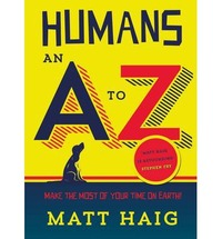 Humans: An a-Z - Andrew Martin (Paperback) - Cover