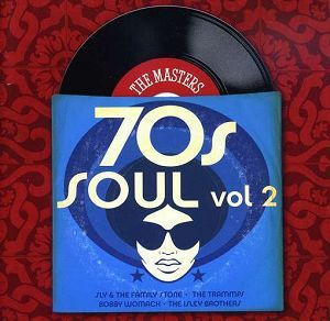 Various Artists - Masters Series: 70s Soul Vol  2, The (CD)