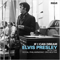 Elvis Presley - If I Can Dream: Elvis Presley With the Royal Philharmonic Orchestra (CD)