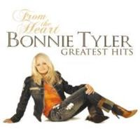 Bonnie Tyler - Greatest Hits (CD) - Cover