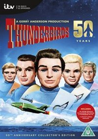 Thunderbirds: The Complete Collection (DVD) - Cover