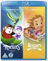 Rescuers/The Rescuers Down Under (Blu-ray)