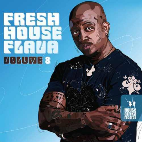 Various Artists - Fresh House Flava Vol  8 (CD)