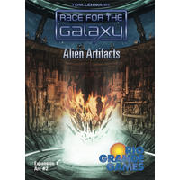 Race for the Galaxy - Alien Artifacts Expansion (Board Game)