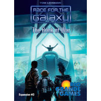 Race for the Galaxy - The Brink of War Expansion (Board Game)