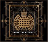 Ministry Of Sound - When Cool Was King (CD) - Cover