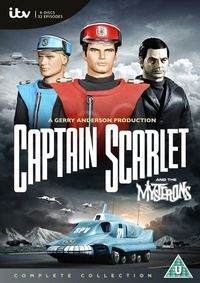 Captain Scarlet and the Mysterons: The Complete Series (DVD)