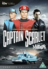 Captain Scarlet and the Mysterons: The Complete Series (DVD) Cover