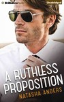 A Ruthless Proposition - Natasha Anders (CD/Spoken Word)
