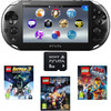 Sony PS VITA Console 2000 + 8GB Memory Card + LEGO Action Heroes Mega Pack
