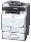 Ricoh SP 3600SF Compact Multifunction Laser Printer