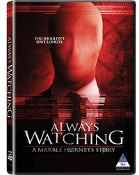 Always Watching: A Marble Hornets Story (DVD) - Cover