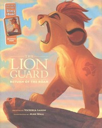 The Lion Guard Return of the Roar - Disney Book Group (School And Library) - Cover