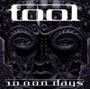 Tool - 10,000 Days (CD) Cover