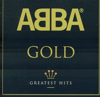 Abba - Gold - Greatest Hits (CD) - Cover