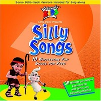 Cedarmont Kids - Classics: Silly Songs (CD) - Cover