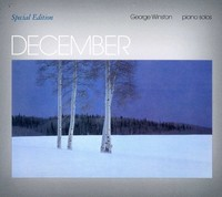 George Winston - December (CD) - Cover
