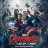 Avengers: Age Ultron - Original Soundtrack (CD) Cover