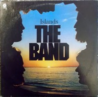 Band - Islands (Vinyl) - Cover