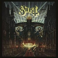 Ghost - Meliora (CD) - Cover
