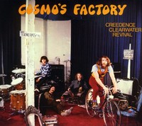 Creedence Clearwater Revival - Cosmo's Factory (CD) - Cover