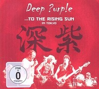 Deep Purple - To the Rising Sun (In Tokyo) (CD) - Cover
