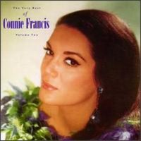 Connie Francis - Very Best of Connie Francis 2 (CD) - Cover