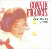 Connie Francis - Christmas Cheer (CD) - Cover